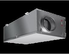 Компактные моноблочные приточные установки SHUFT серии CAU-W с водяным нагревом