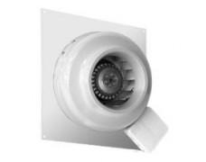 CFW  вытяжные круглые канальные вентиляторы для установки на стену