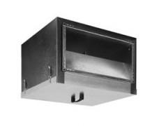 IRF  прямоугольные канальные вентиляторы в звуко- и теплоизолиро- ванном корпусе