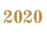 С новым 2020 годом.