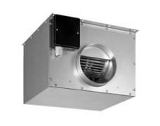 PCFE  вентиляторы для круглых каналов в частично изолированном корпусе