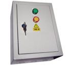 Щит управления вентилятором дымоудаления ЩУВ-ДУ-380-М