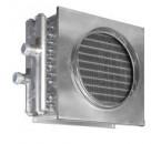 WHC  водяные нагреватели для круглых каналов